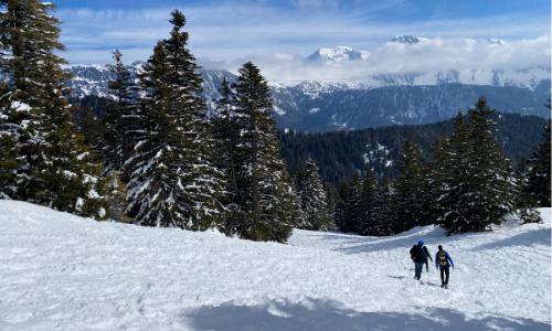 Vacances au ski aux Villages du Bachat by Popinns